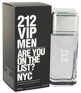 Carolina Herrera 212 Vip by Eau De Toilette Spray 6.7 oz Men