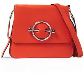 J.W.Anderson Disc Small Leather Shoulder Bag