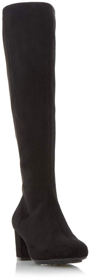 Roberto Vianni SHILO - Block Heel Knee High Boot