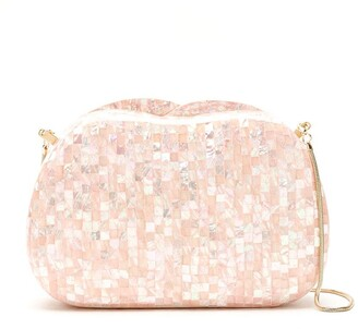 Isla Mother Of Pearl Clutch