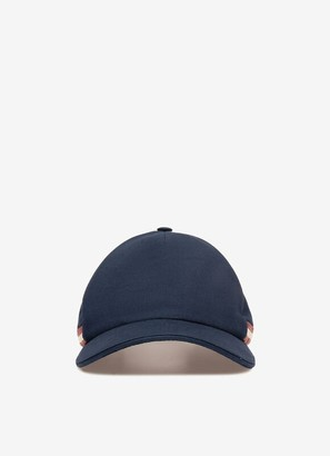 Bally Stripe Cap