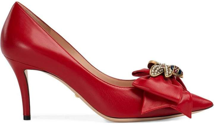 2628945891f Red Bow Shoes - ShopStyle UK