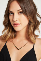 BCBGeneration Geo Chain Necklace - Gold