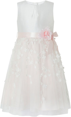 Under Armour Eloise Floral Occasion Dress Pink