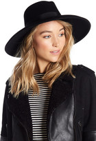 Eric Javits Camille Wool Water Repellent Floppy Hat