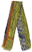 Yigal Azrouel Printed Multicolor Scarf