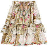 Camilla Kids Long Tiered Skirt