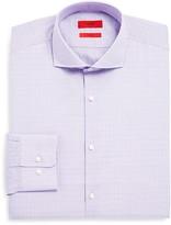 HUGO Small Glen Plaid Sharp Fit - Regular Fit Dress Shirt