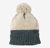Toast Bobbled Mouline Wool Beanie