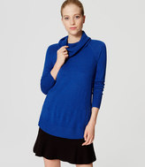 LOFT Cowl Tunic Sweater