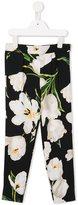 Dolce & Gabbana tulip print leggings