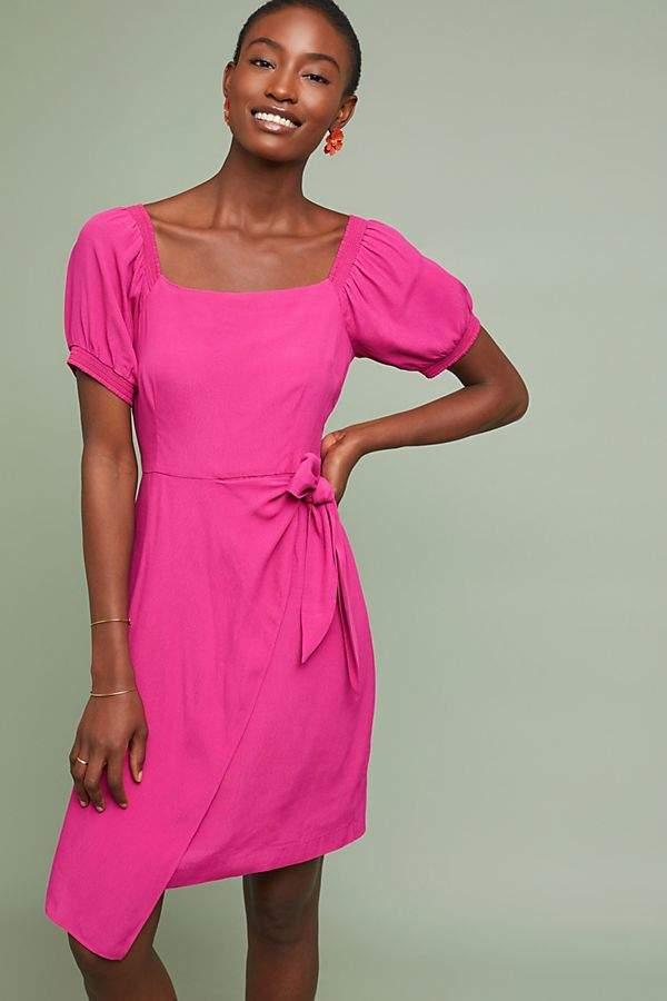 a67cb3bd05ed7 Purple Flower Dress - ShopStyle UK
