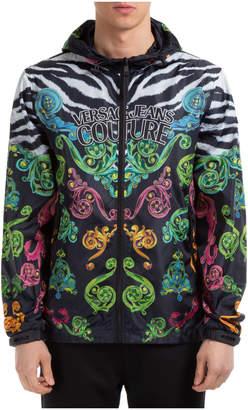 Versace Tiger Baroque Jacket