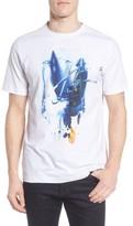Bugatchi Men's Graphic T-Shirt