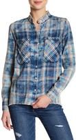 Joe's Jeans Aslin Plaid Shirt