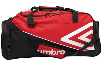 Umbro Pro Training Medium Holdall Red/White/Black