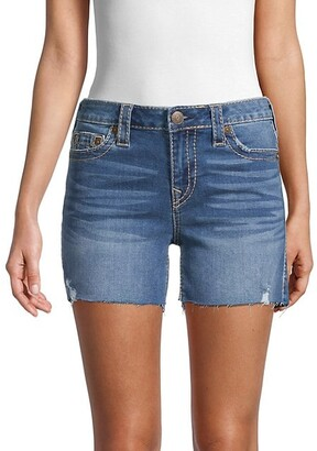 Jayde Cut-Off Big T Shorts