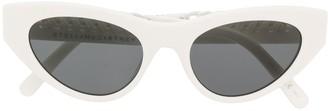 Stella Mccartney Eyewear Falabella cat-eye sunglasses