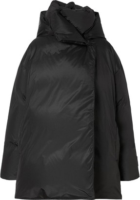 Burberry Oversized Padded Coat