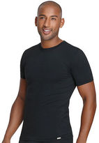 Jockey Mens Travel Microfiber Crew T-Shirts Crew Neck T-Shirts polyester