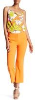 Trina Turk Solid Crop Pant