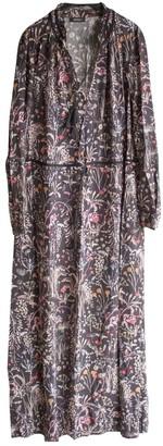 Max & Co. Black Cotton Dress for Women