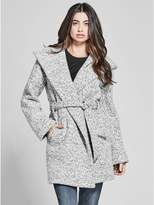GUESS by Marciano Women's Sienna Boucle Coat