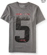 New York 5 Graphic T