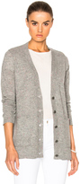ATM Anthony Thomas Melillo V Neck Cardigan Sweater