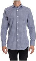 Finamore Checkered Shirt