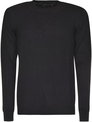 Roberto Collina Classic Ribbed Sweater