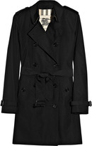 Burberry Accessories Short twill trench coat