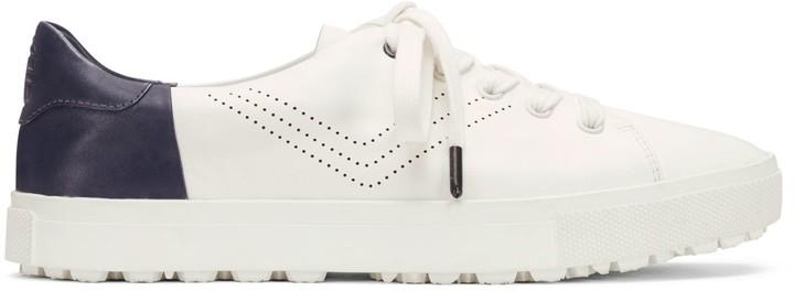 46870d214920 Tory Sport Blue Women s Sneakers - ShopStyle