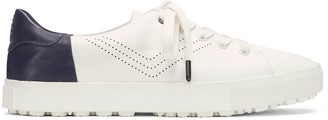 Tory Burch Tory Sport Perforated Golf Sneakers