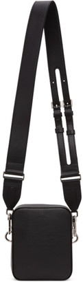 Byredo Black Small Focus Shoulder Bag