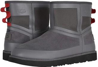 UGG Classic Mini Urban Tech WP (Charcoal) Men's Shoes