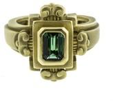 Kieselstein-Cord Kieselstein Cord 18k Yellow Gold Emerald Ring