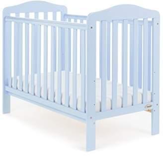 O Baby Obaby Ludlow Cot, Bonbon Blue
