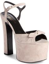 Saint Laurent Betty Platform Sandal (Women)