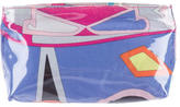 Emilio Pucci Abstract Print Cosmetic Pouch