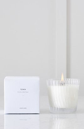 The White Company Town Candle