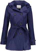 Celebrity Pink Navy Trench Coat