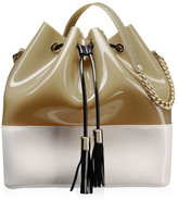 Kartell Grace K Handbag - White Bone/Dove