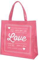 Christian Brands Totebags - 'Love' Tote Bag