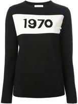 Bella Freud '1970' sweater - women - Wool - L