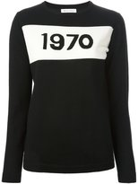 Bella Freud '1970' sweater - women - Wool - XS