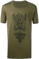 Balmain animals tribal T-shirt