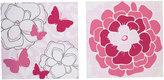 NoJo Butterfly Bouquet Wall Art