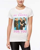 Bioworld Juniors' Cotton Friends Graphic T-Shirt