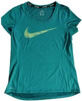 Nike Green Top for Women